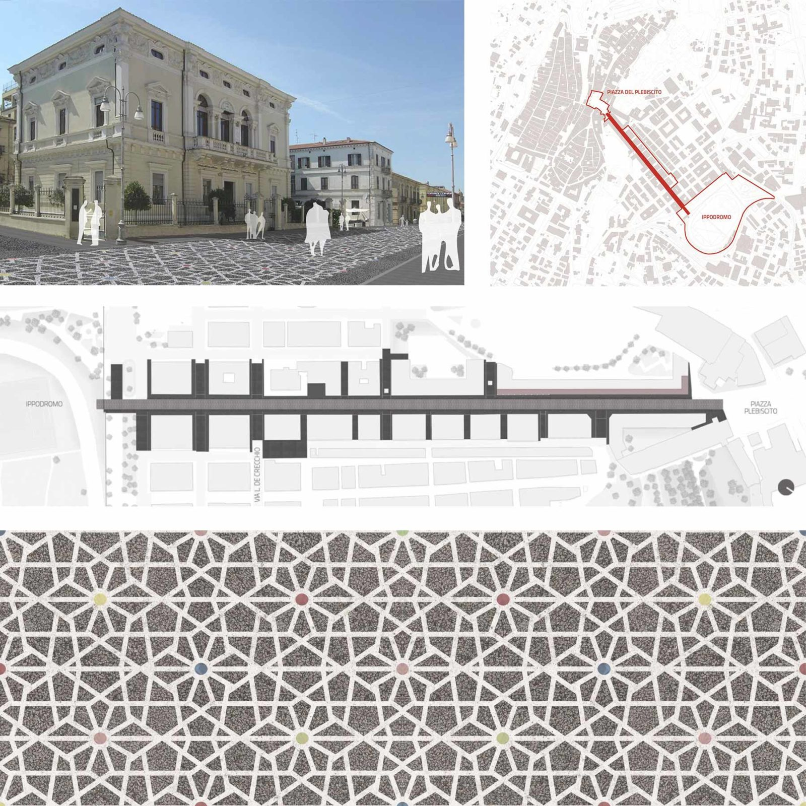 Corso Trento E Trieste A Lanciano Orazio Carpenzano
